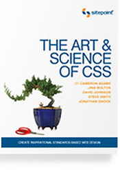 Adams Cameron. The Art and Science of CSS
