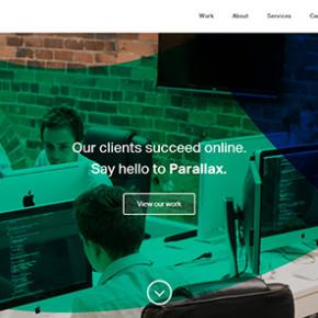 Ефект кольорової плівки у веб-дизайні