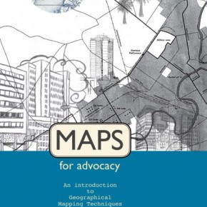 """Maps for Advocacy, або Мистецтво картографії"" від Tactical Techonology Collective"