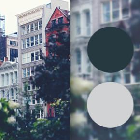 Створюємо палітри кольорів, надихаючись фотографіями