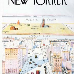 """Графічне оформлення журналу """"New Yorker"""""""