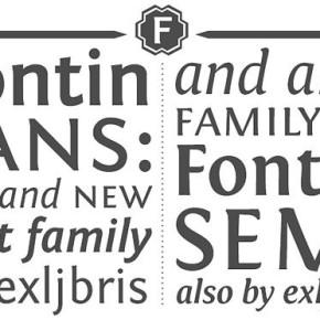 14 стильних типографічних шрифтів