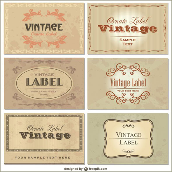 free-vector-rerto-labels16