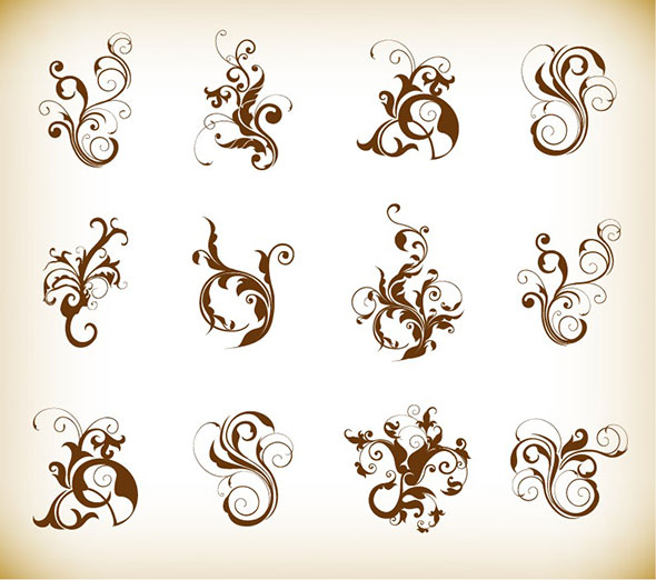 abstract-vector-ornaments5