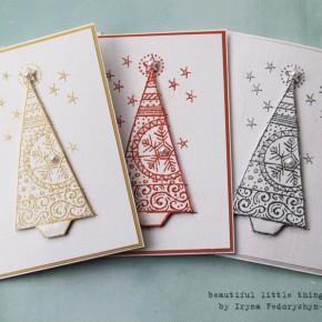 Відеоуроки зі створення новорічних листівок