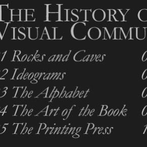 В. Добровінський. Історія графічного дизайну та візуальної комунікації