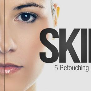 Photoshop-екшени для ретушування шкіри