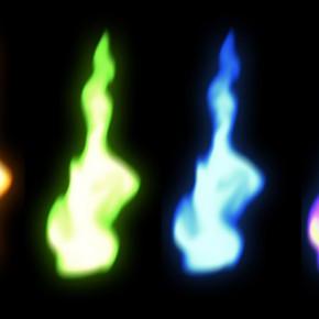 Малюємо реалістичний вогонь в Adobe Photoshop