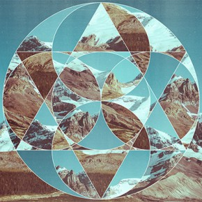 Геометричний ретро-колаж в Illustrator і Photoshop