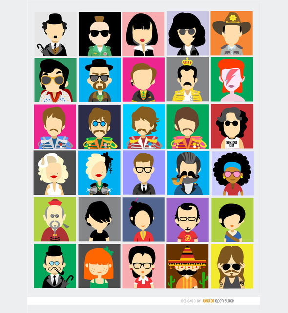 free-vector-avatars4
