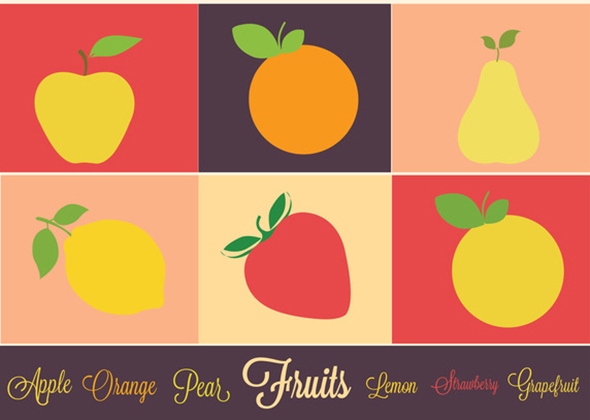 free-vector-fruits12