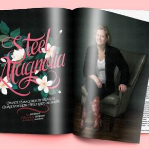 Приклади типографіки у журналах