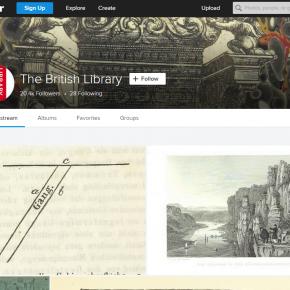 Британська енциклопедія на Flickr