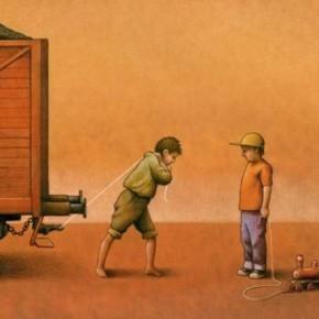 """30 ілюстрацій, які підтверджують, що """"світ збожеволів"""""""