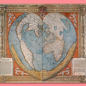 Ілюстрована історія картографії